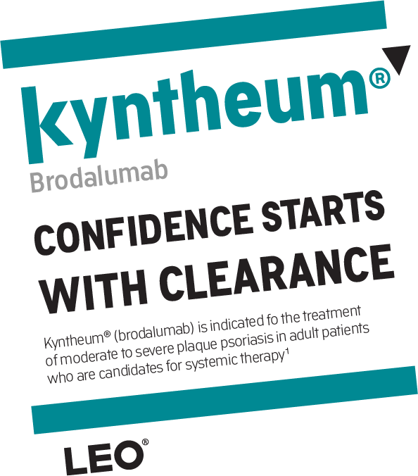 Kyntheum brand image confidence starts with clearance